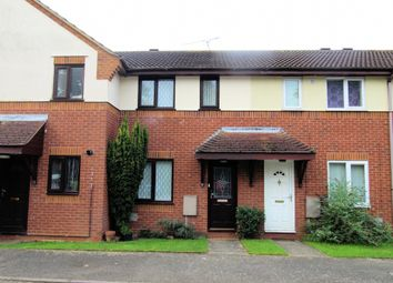 Thumbnail 2 bed terraced house for sale in Barnsbury Gardens, Newport Pagnell, Buckinghamshire
