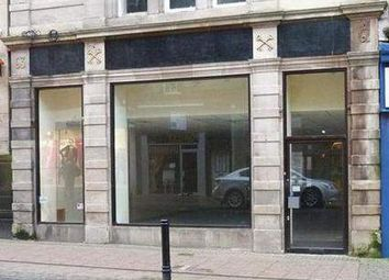 Thumbnail Retail premises to let in High Street, Ayr