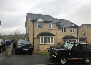 Thumbnail 3 bed semi-detached house to rent in Valley Heights, Colne, Lancashire