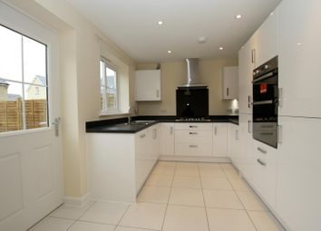 Thumbnail 4 bed detached house to rent in Little Grebe Road, Bishops Cleeve, Cheltenham