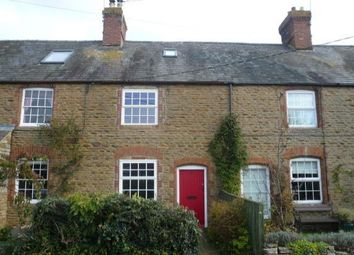 Thumbnail 3 bed cottage to rent in Croughton Village, Near Brackley
