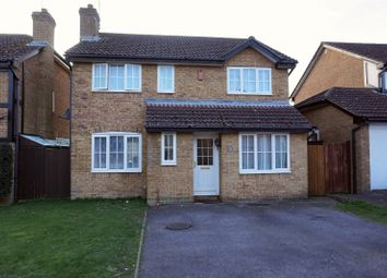 Thumbnail 4 bed detached house for sale in Templecombe Road, Bishopstoke