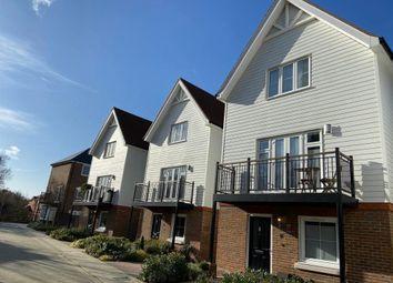 Thumbnail 4 bedroom property to rent in Breething Road, Dunton Green, Sevenoaks