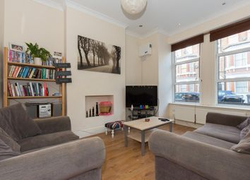 Thumbnail 3 bedroom flat for sale in Tremadoc Road, London