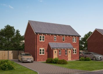Thumbnail 3 bedroom semi-detached house for sale in Tilstock Lane, Tilstock, Whitchurch