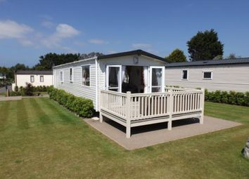 Thumbnail 2 bed mobile/park home for sale in Oyster Bay, Halt Road, Goonhavern