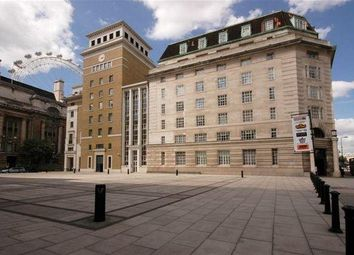 Thumbnail 1 bed flat to rent in County Hall Apartments, Belvedere Road, Waterloo, London