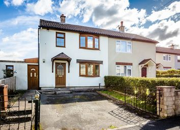 Thumbnail 3 bed semi-detached house for sale in Stuart Place, Bradley, Huddersfield, West Yorkshire