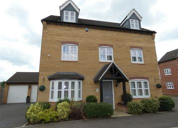 Thumbnail 5 bed detached house for sale in 3 Littlecote Grove, Peterborough, Cambridgeshire