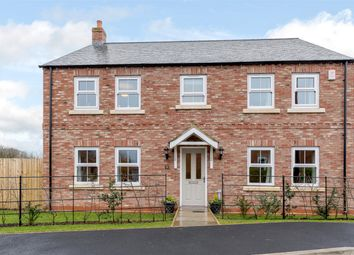 Thumbnail 5 bed detached house for sale in South Back Lane, Stillington, York