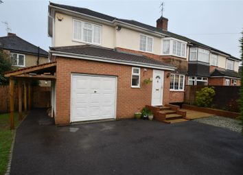 Thumbnail 3 bed semi-detached house for sale in Chiltern Road, Caversham, Reading