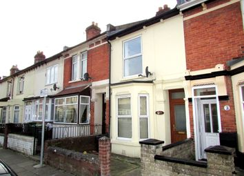 Thumbnail 3 bedroom terraced house to rent in North End Grove, Portsmouth, Hampshire