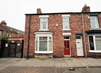 Thumbnail 3 bed terraced house for sale in Harewood Street, Middlesbrough
