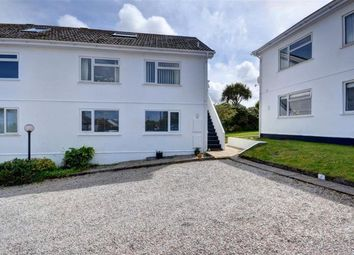 Thumbnail 2 bed flat for sale in Valley Road, Carbis Bay, St. Ives