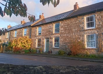 Thumbnail 3 bed terraced house to rent in Vicarage Terrace, Constantine, Falmouth