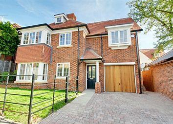4 bed detached house for sale in Springhall Road, Sawbridgeworth, Hertfordshire CM21