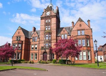 Thumbnail 1 bed flat for sale in East Drive, Cheddleton, Leek