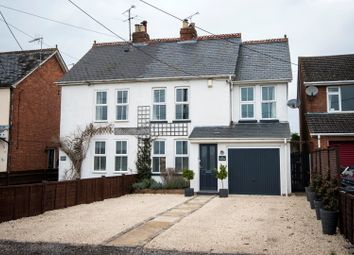 Thumbnail 4 bed semi-detached house for sale in Lambwood Hill, Reading