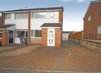 Thumbnail 3 bed semi-detached house for sale in Thorncliffe Drive, Darwen