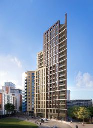 Thumbnail 1 bed flat for sale in Royal Docks West, Western Gateway