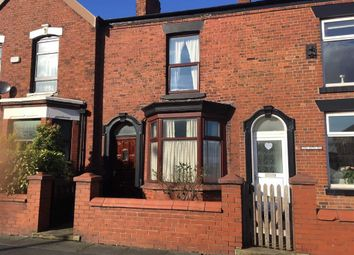 Thumbnail 2 bed terraced house for sale in Hyde Road, Denton, Manchester