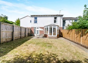 Thumbnail 3 bed end terrace house for sale in Vale Way, Kings Worthy, Winchester