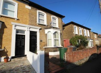 Thumbnail 2 bed flat to rent in Barclay Road, London
