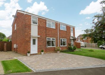 3 bed semi-detached house for sale in Lancaster Drive, St Ives, Cambridgeshire PE27