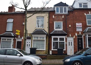 Thumbnail 7 bedroom terraced house to rent in Dawlish Road, Selly Oak, Birmingham