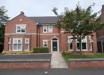 Thumbnail 2 bed flat for sale in Norwood Road, Stretford, Manchester