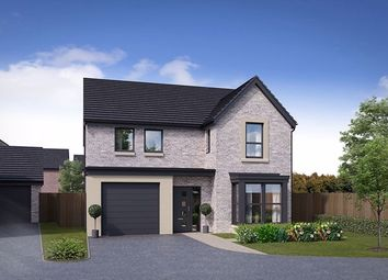 Thumbnail 4 bed detached house for sale in Plot 29, The Fulford, Whinney Fields, Harrogate