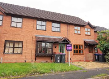 Thumbnail 2 bed terraced house for sale in Round Oak Drive, Wellington Telford