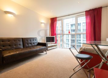 Thumbnail 1 bedroom flat to rent in Adriatic Apartments 20 Western Gateway, London