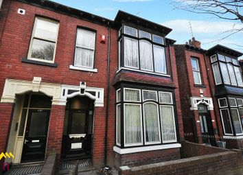 Thumbnail 4 bed terraced house for sale in Spring Bank West, Hull