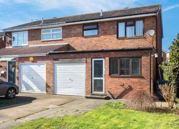 Thumbnail 3 bedroom semi-detached house for sale in Pettis Road, St. Ives, Cambridgeshire