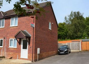 Thumbnail 2 bed semi-detached house for sale in Magnolia Court, Tiverton