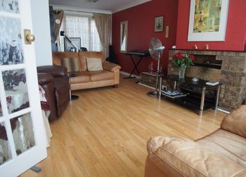 Thumbnail 3 bed terraced house to rent in East Crescent, London