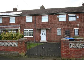 Thumbnail 3 bedroom terraced house for sale in Evesham Road, Park End, Middlesbrough
