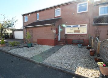 Thumbnail 3 bed terraced house for sale in Bankton Park West, Livingston
