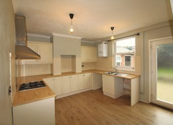 Thumbnail 4 bed terraced house to rent in Cemetery Road, Ipswich