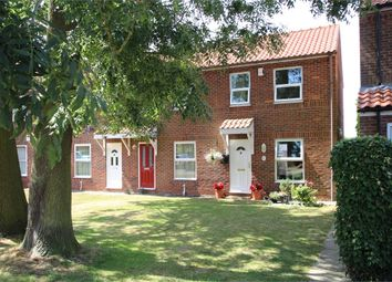 Thumbnail 2 bed end terrace house for sale in Westgate Manor, Patrington, East Riding Of Yorkshire