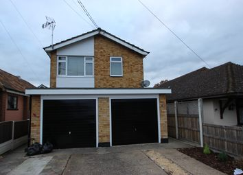 Thumbnail 2 bed flat to rent in Woodfield Road, Hadleigh, Benfleet