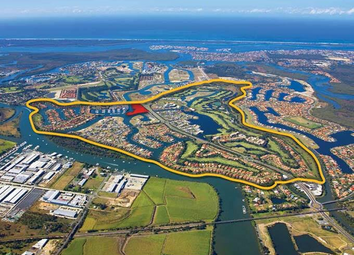 Thumbnail Land for sale in Waterfront Lots, The Peninsula, Hope Island Lot No.32, Australia