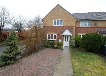 Thumbnail 3 bed terraced house to rent in Lindley Close, Tidworth