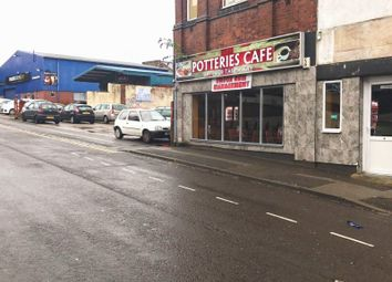 Thumbnail Restaurant/cafe for sale in Hillchurch Street, Hanley, Stoke-On-Trent