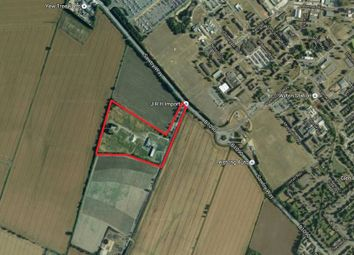 Thumbnail Land for sale in Sawtry Way, Huntingdon, Cambs