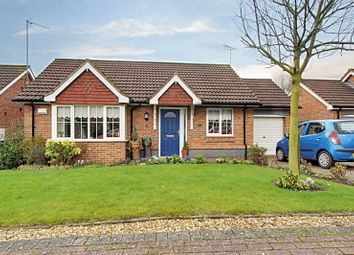 Thumbnail 2 bed detached bungalow for sale in Warblers Close, Barton-Upon-Humber