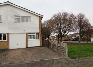 Thumbnail 3 bedroom property for sale in Kirkfield Road, Countesthorpe, Leicester