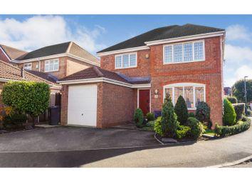 Thumbnail 4 bed detached house for sale in Elmsett Road, Walton-Le-Dale, Preston