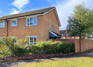 Thumbnail 1 bed end terrace house for sale in The Orchard, Lightwater, Surrey